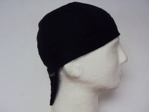 All Black Welding Hat
