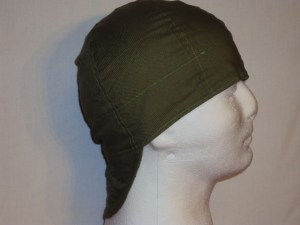 All Olive Welders cap
