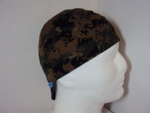 USMC Marpat Woodland Digital Cap