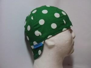Polka Dots White On Kelley Welding Hat