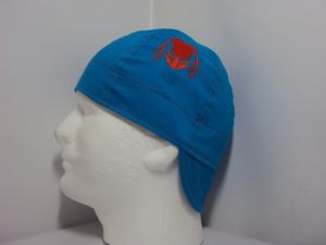 Embroidered Predator Welding Cap
