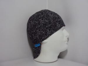 Pebbles Black Welding Cap