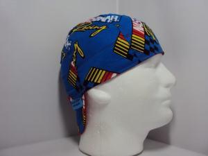 Nascar Welding Cap