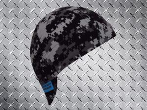 Black Digital Camo Welding Cap