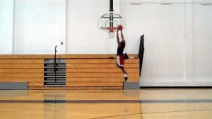 aggressive fast break driving dunks dre baldwin