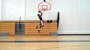 Slow-Mo Dunks dre baldwin