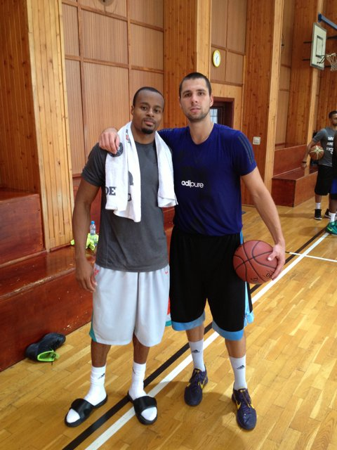 How Good Do You Have To Be To Play Basketball Overseas/Professional? dre baldwin dreallday.com