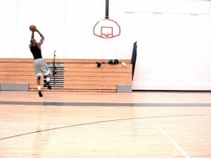 Creating Space Attack Drive - Stepback Dribble, Pound-Crossover Finish - Dre Baldwin