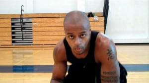 "Full No-Run No-Jump ""Floorbound"" Workout Ball Handling & Shooting - Dre Baldwin"