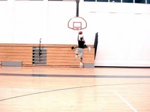 One-Dribble Pullup Jumpers With A Hand In Your Face - Dre Baldwin