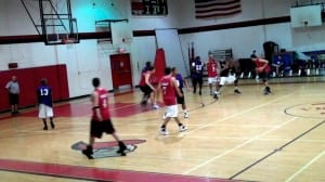 Wing 3pt Spot-Up Shooting Drill - Dre Baldwin