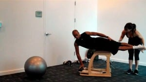 Full Off-Court Workout #4: Chair Pialtes Core & Fine Muscle Control - Dre Baldwin