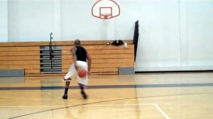 Setup Crossover Combo - Slow-Quick 2-Step to Scissor Pullup Jumper - Dre Baldwin