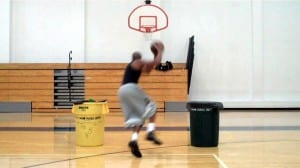 Beating Multiple Defenders: Pound-Cross, Quick-Crossover Drive Pt. 1 - Dre Baldwin