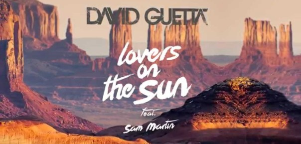 david guetta lovers on the sun