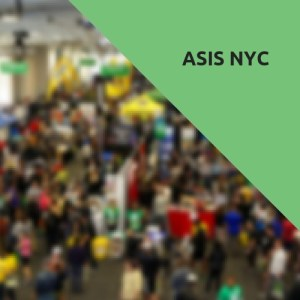 ASIS NYC 2019 @ Javits Center