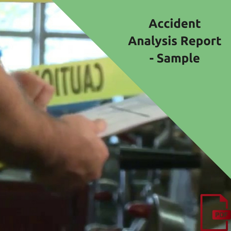 Accident Analysis Report - SAMPLE