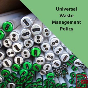free download universal waste management policy