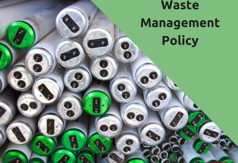 Universal Waste Management Policy