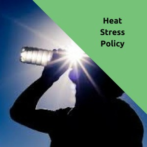 keep employees safe in the heat