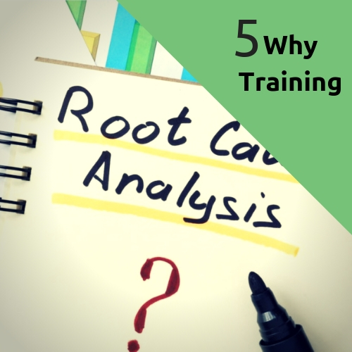 5 Why Training – Root Cause