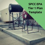 EPA SPCC Tier 1 Plan Template