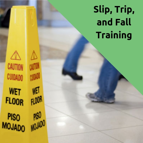 Slip, Trip, and Fall Training