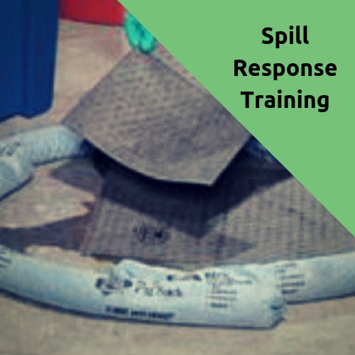 Spill Response Plan – Training