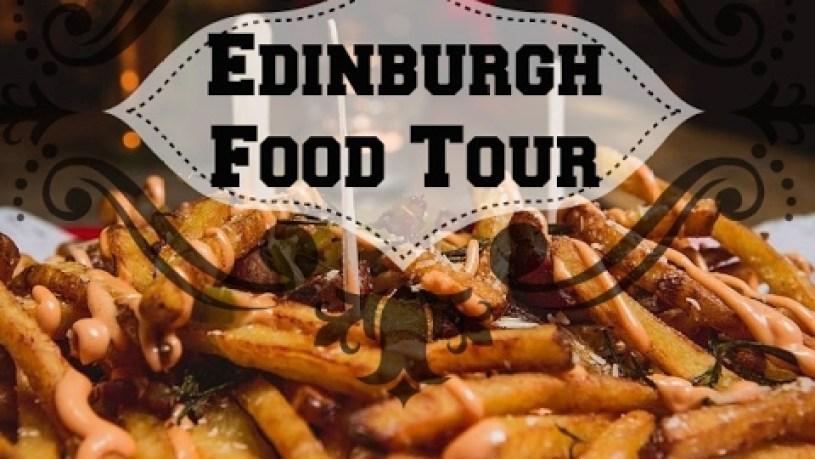 Edinburgh Scotland Food Tour