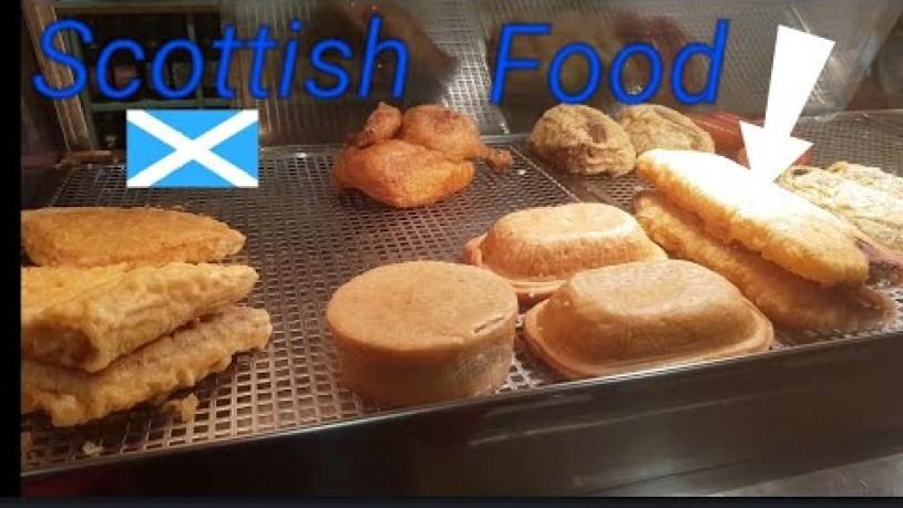 Scottish Food, #5 Chip Shop