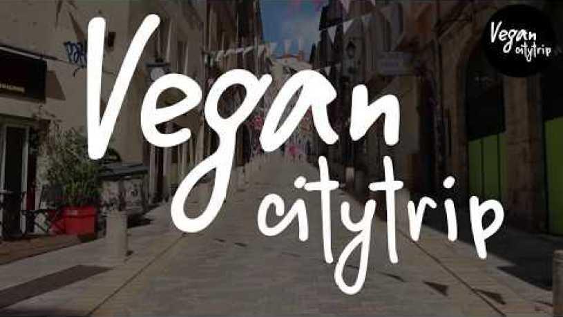 Vegan City Trip - LYON