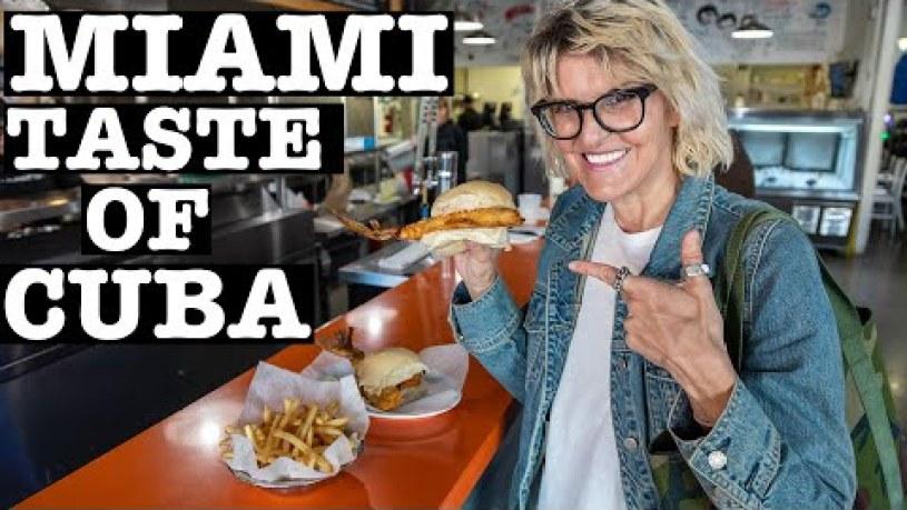 MIAMI FOOD TOUR: TASTE OF CUBA