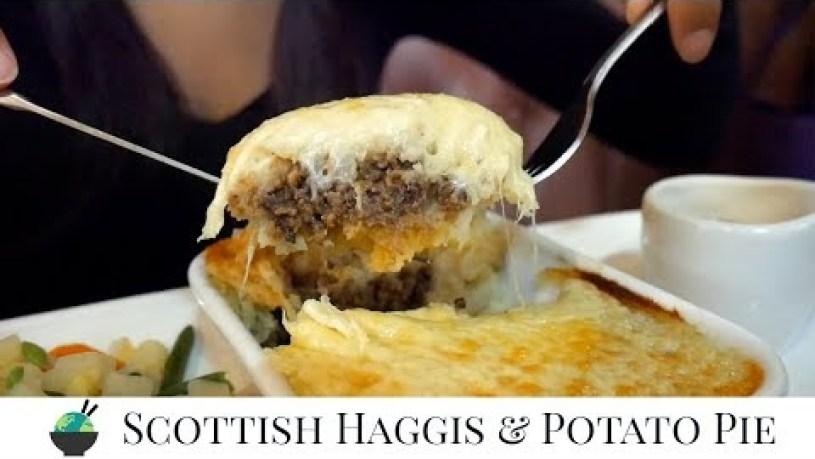 Edinburgh Food and Travel Guide   Scottish Food, Mary's Milk Bar, and Haggis in Scotland!