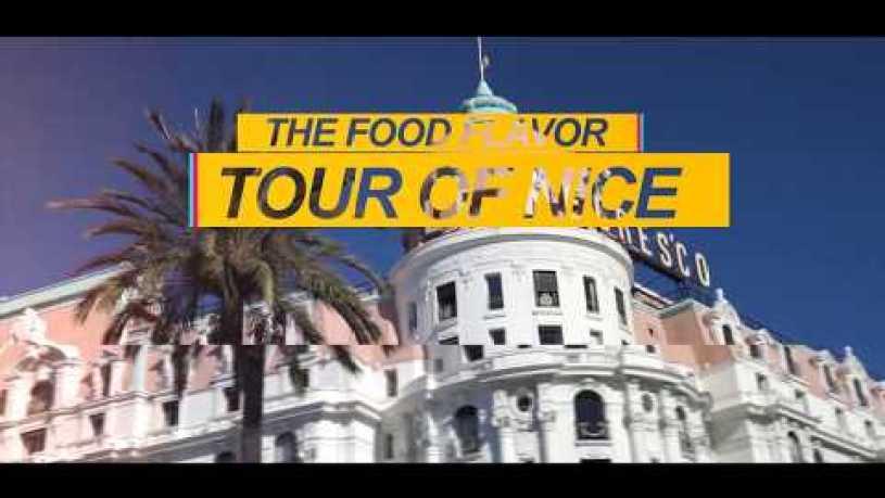 Food tour Nice côte d'azur I Bon Appétit : The flavors of Nice food tour