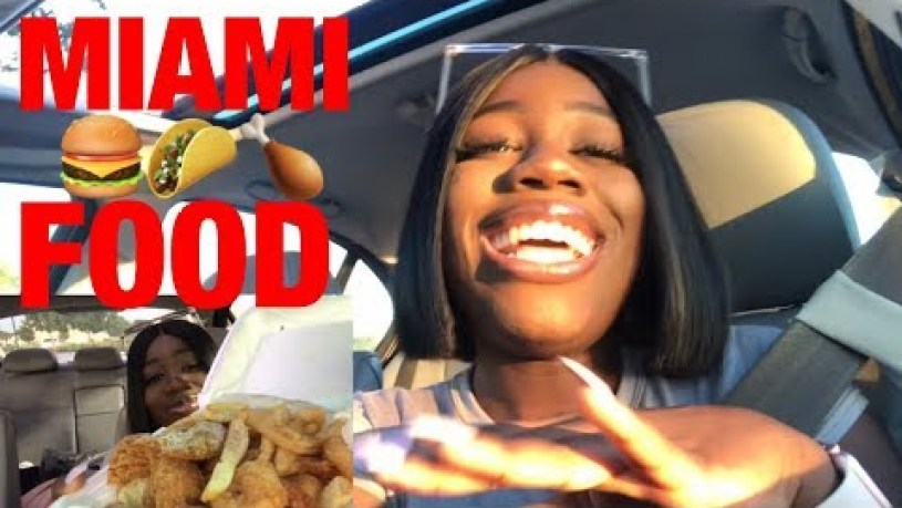 EPISODE 2: THREE PLACES TO EAT CHEAP IN MIAMI + MUKBANG