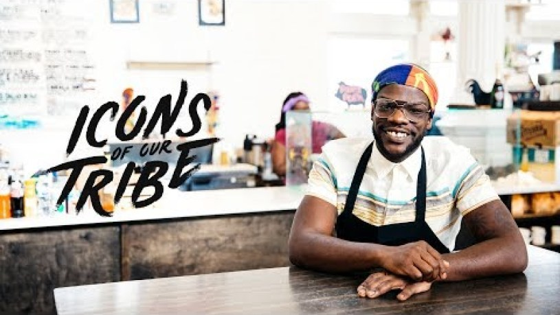 Chef Charly Pierre is Serving Up Haitian Street Food with a Cajun Twist