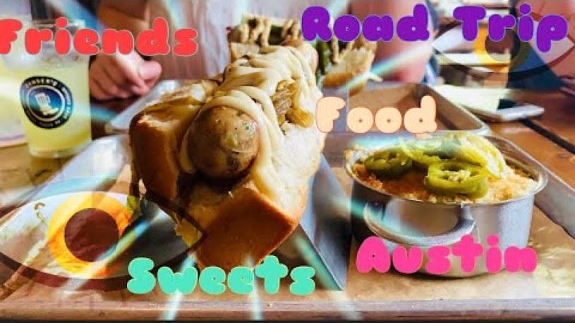 KEEP AUSTIN WEIRD ROADTRIP (FOOD & DESSERTS)
