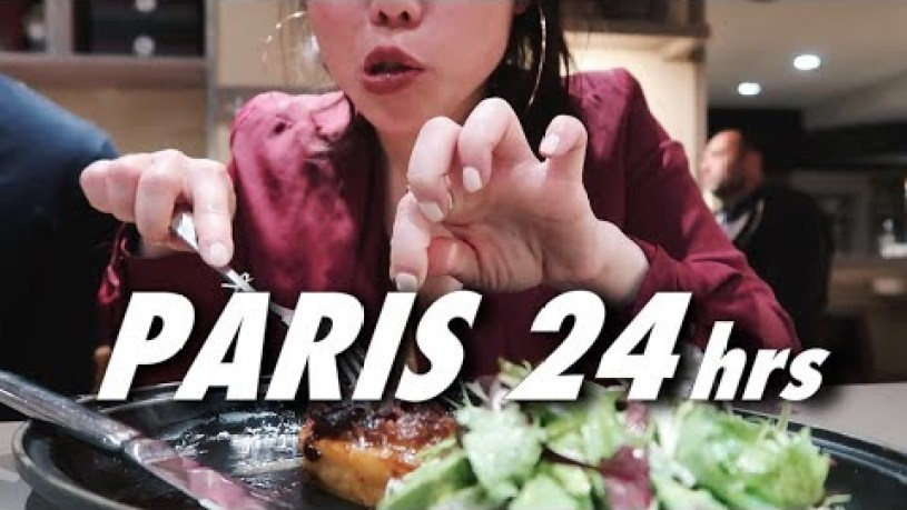 PARIS food tour 🇫🇷 Where to eat PIGEONS and cheap eat next to Galeries Lafayette