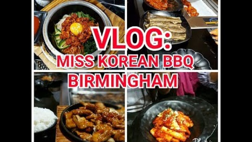 Korean Street Food Birmingham