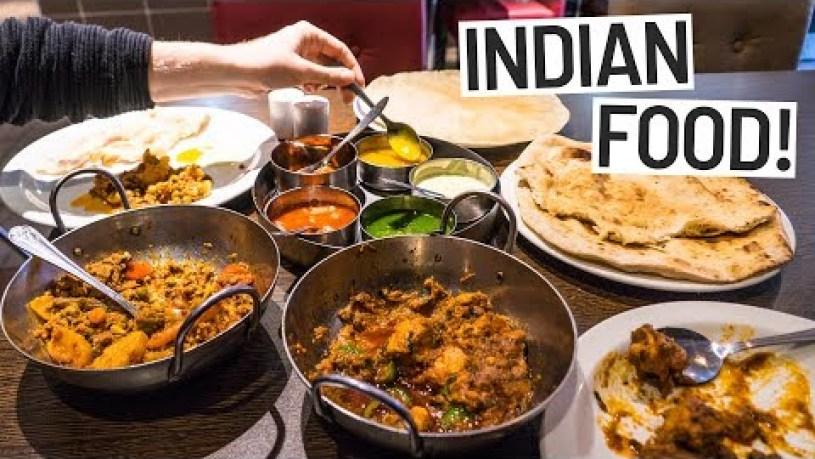 Indian Street Food Restaurant Birmingham