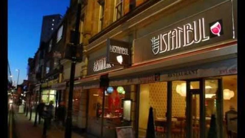 Top Ten Street Food in Manchester