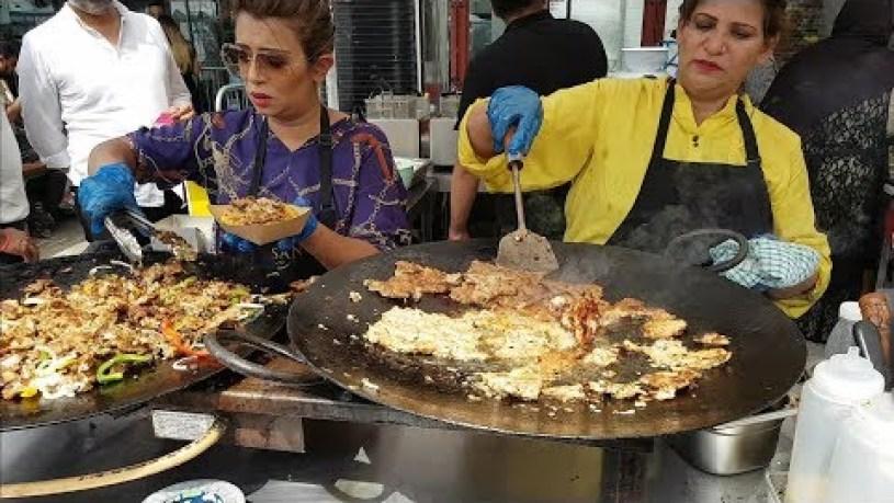 Street Food Fair Manchester