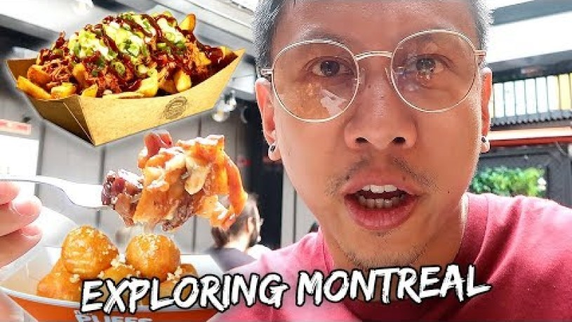 MUST-TRY Foods in Montreal, Canada (5 Mabuhay Stars) | Vlog #630