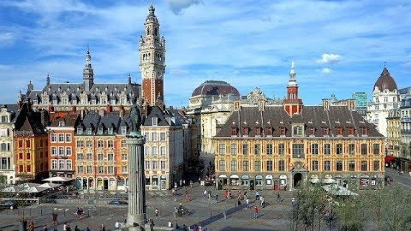 Places to see in ( Lille - France )