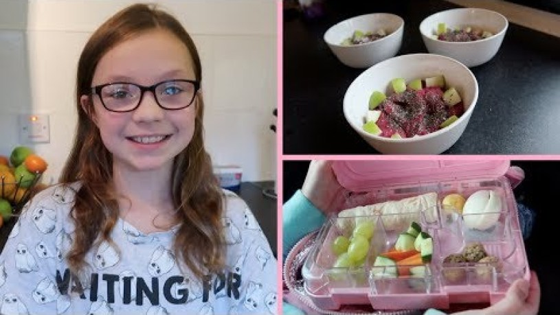 WHAT I EAT IN A DAY - KIDS VERSION