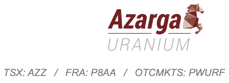 Guest Post: Azarga #Uranium [AZZ.to]