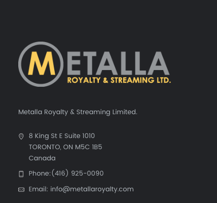 Guest Post:  #Gold Royalty/Streaming