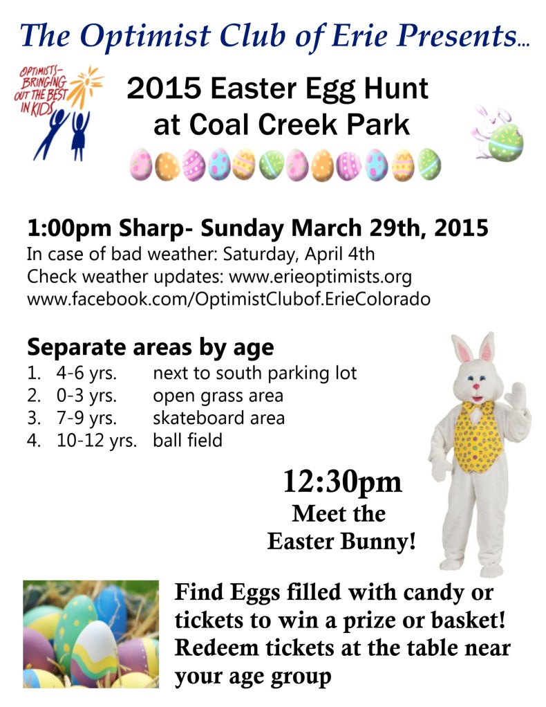 2015 Easter Hunt Flyer 01