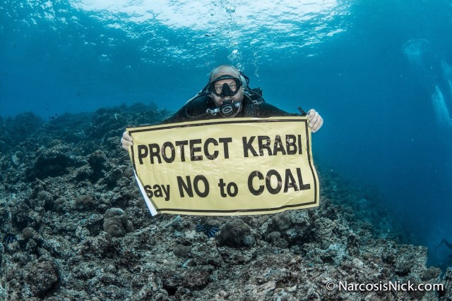 Protect Krabi, Say No to Coal