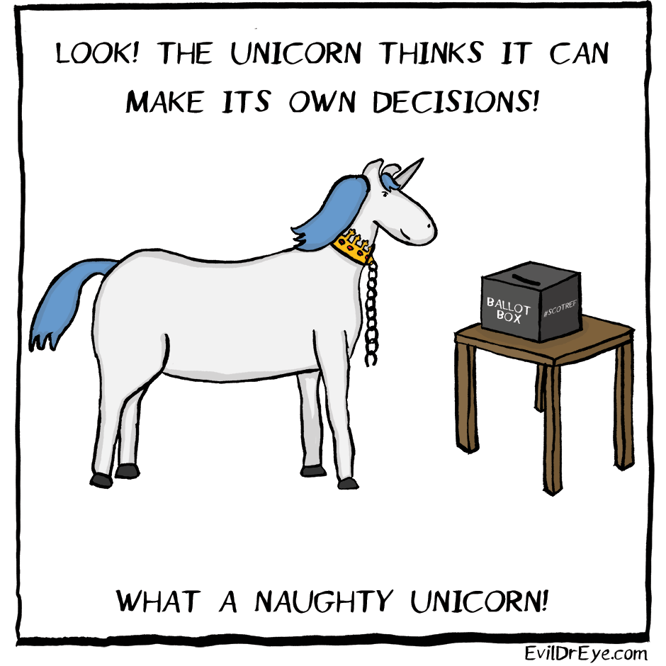 Naughty Unicorn – Decisions